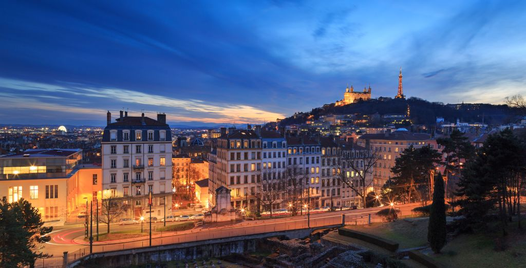 Lyon is a magnificent city full of secrets