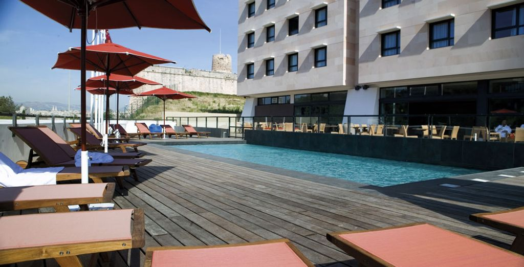 Newhotel of Marseille - Vieux Port 4* - book now with Voyage Privé