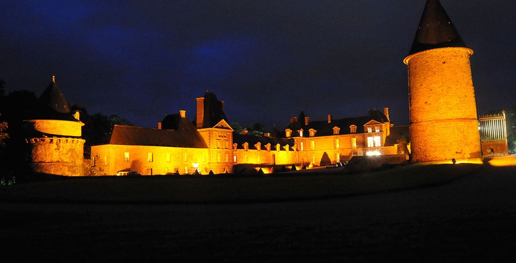 Discover the fascinating experience of Chateau life