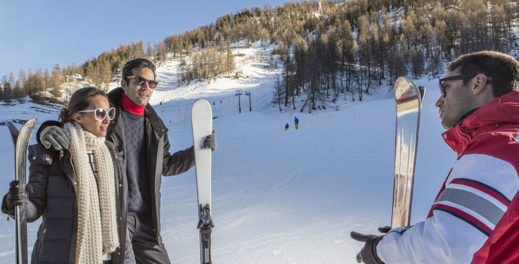 Best activities during ski holidays in Val D'Isere