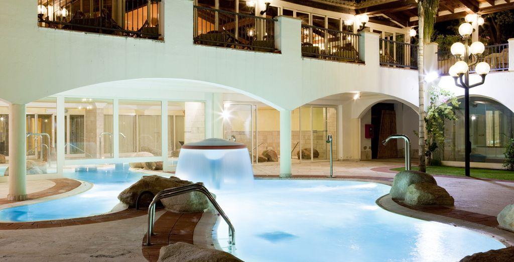 Enjoy the hotel's fine atmosphere