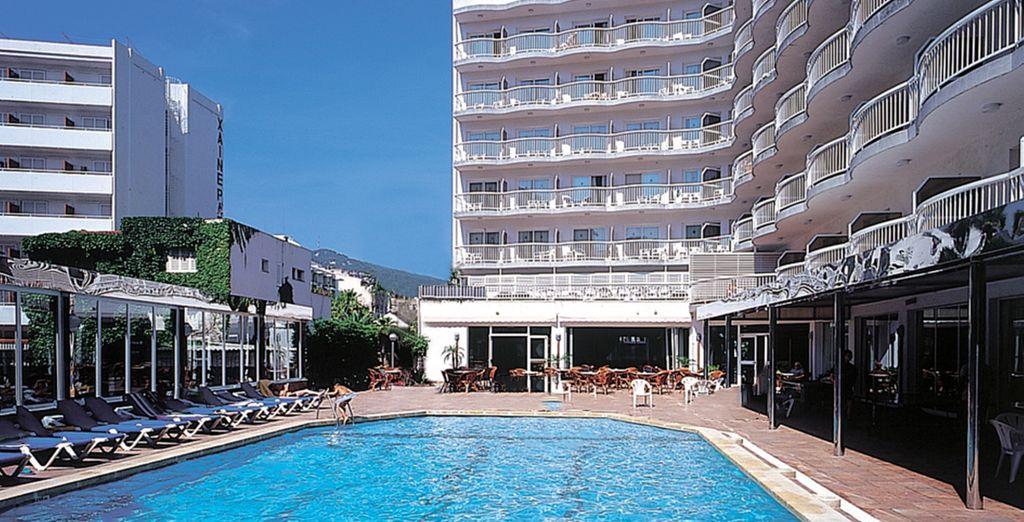 Hotel Helios Lloret 4* - luxury hotel in lloret de mar