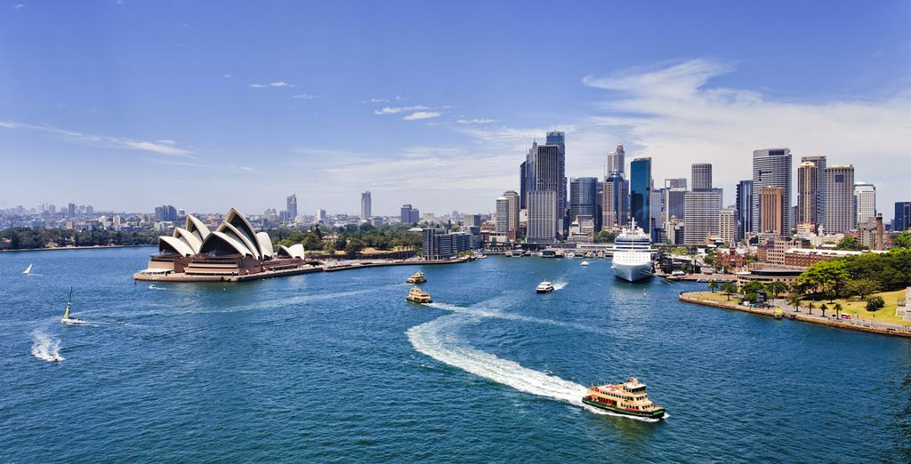 Australia travel guide with Voyage Privé