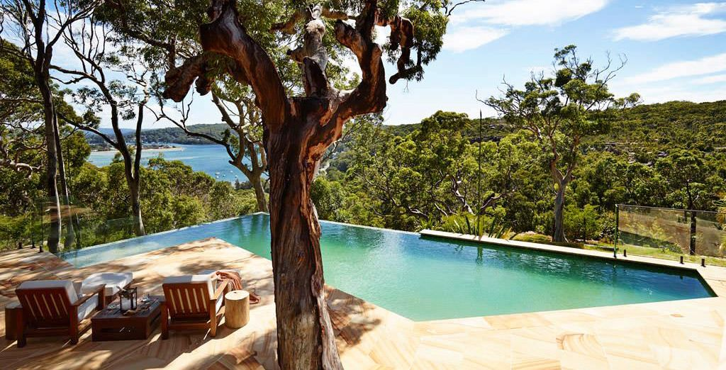 Pretty Beach House - hotel with private house in Sydney