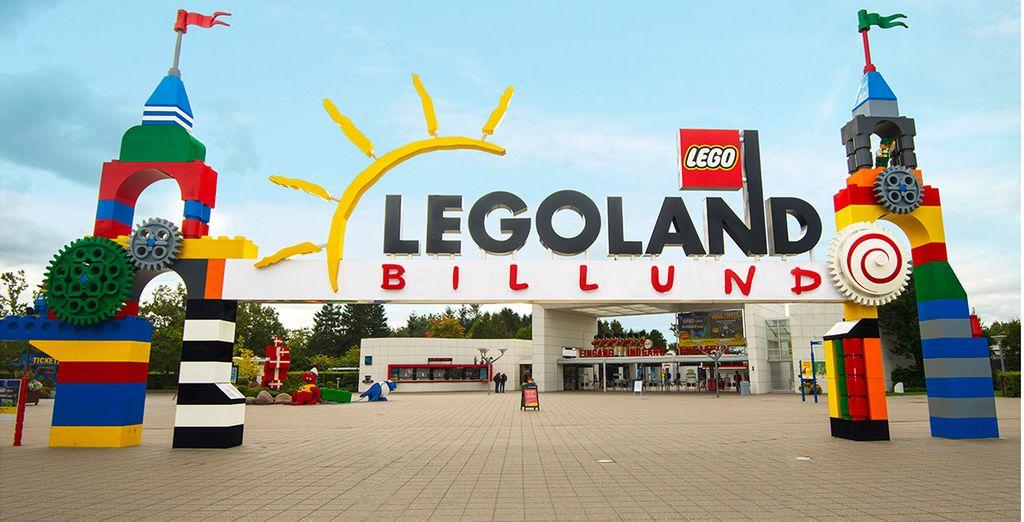 holidays to denmark : Legoland