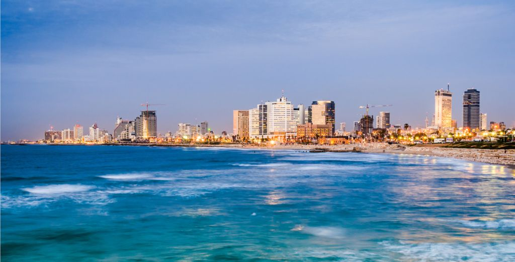 As well as the modern and exciting Tel Aviv