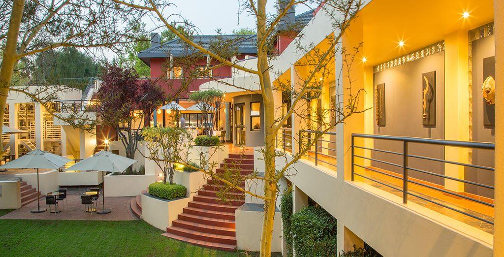 Ten Bompas Hotel 5* - hotel with Voyage Privé