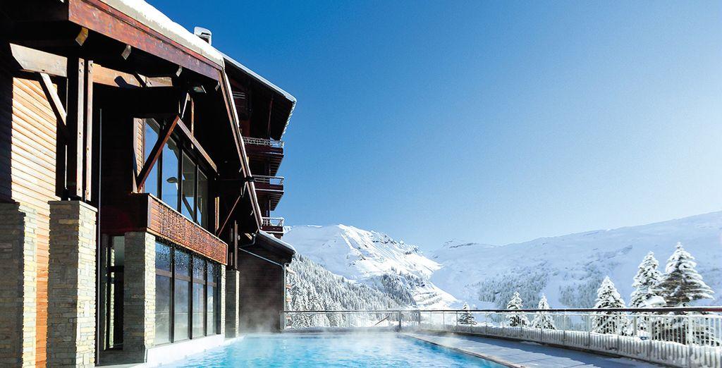 In search of a family ski break?