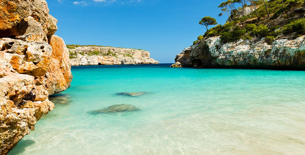 Last minute offers to enjoy the sun and heavenly beaches in Mallorca