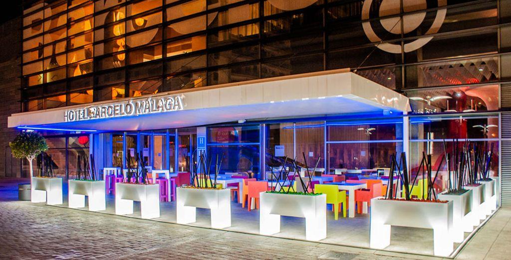 Barceló Malaga 4* - holidays to malaga