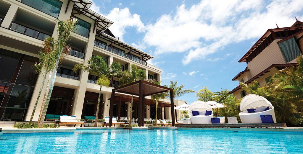 Eden Bleu Seychelles 5* - luxury honeymoon