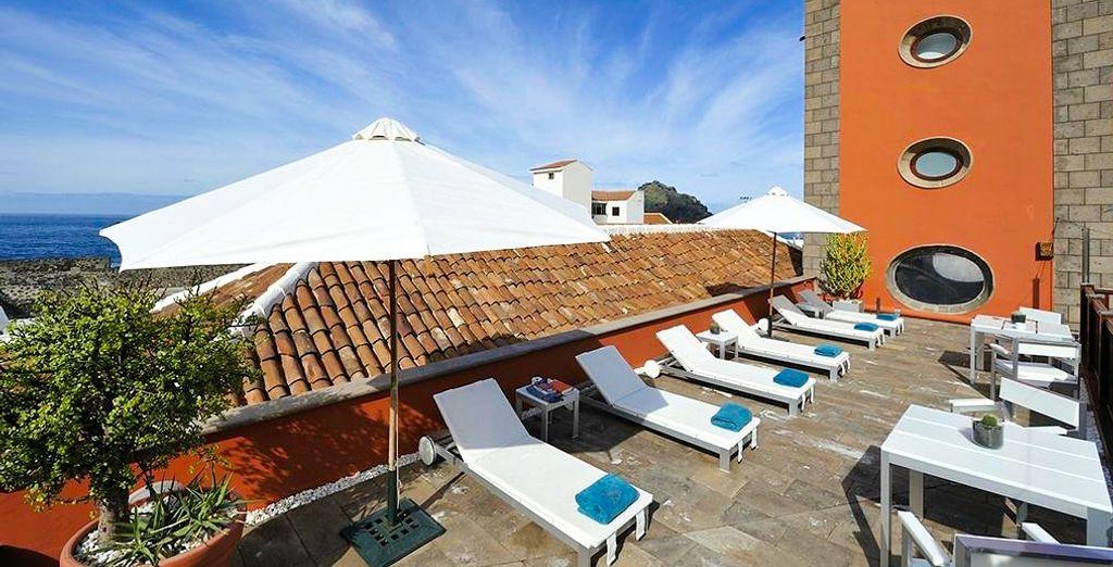 Bienvenue dans votre Boutique-hôtel... - Hotel San Roque - Adults Only 4* Santa Cruz de Tenerife