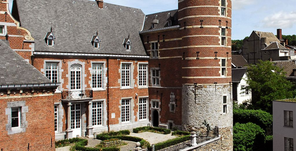 Indulge yourself with a getaway in Liège!