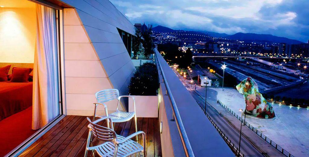 Gran Hotel Domine Bilbao 5*