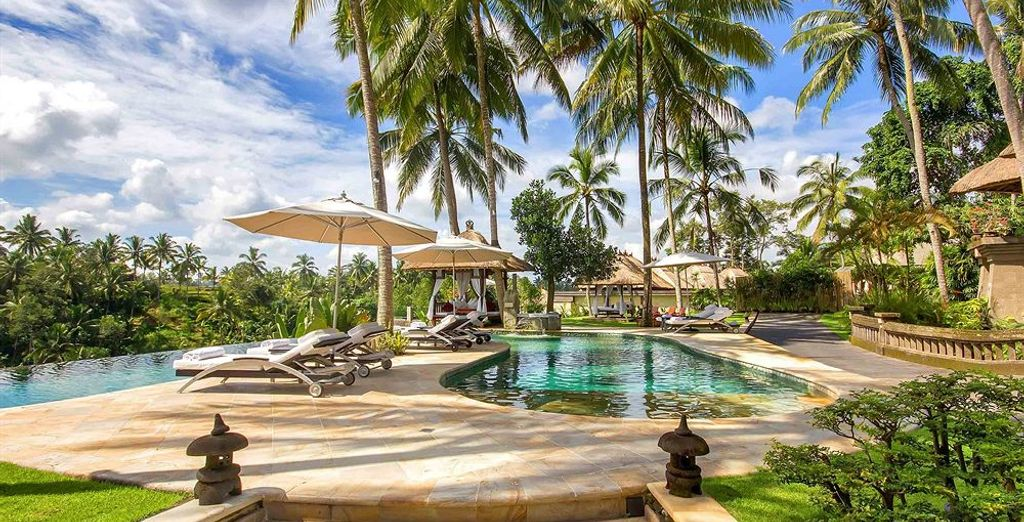 And discover the enchanting Viceroy Bali 5 *