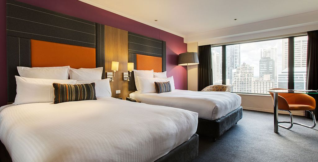 Sydney Boulevard Hotel with Voyage Privé