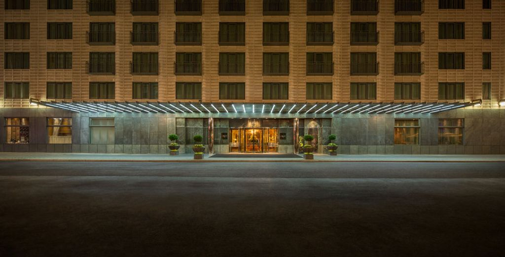 Spend some time at the luxurious Regent Berlin