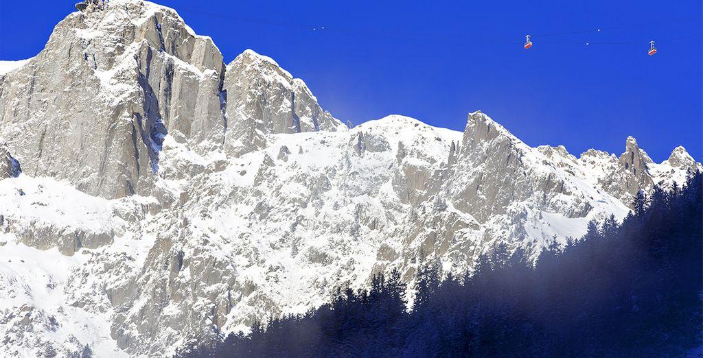 Ski holiday to Chamonix