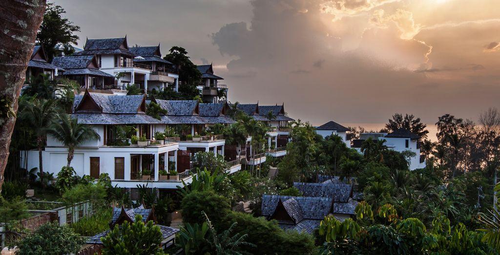 Nestled within the lush forests of Phuket