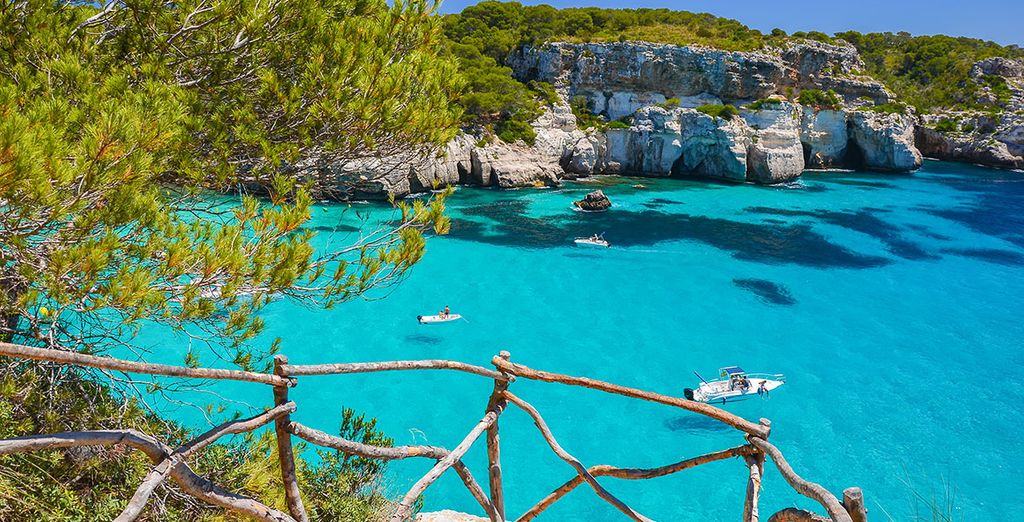 Great deals to Spain : he Balearic Islands