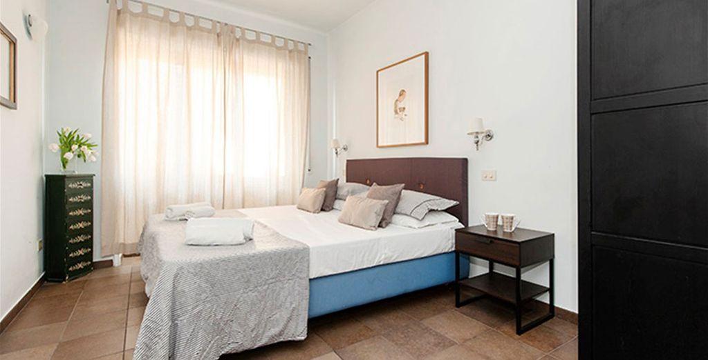 Apartment 7: All elegantly furnished