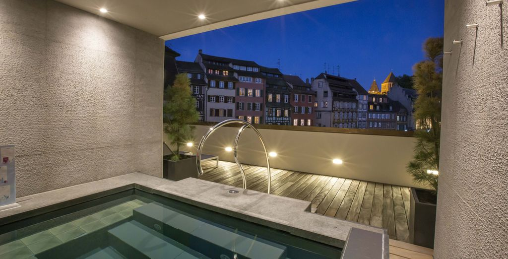 Regent Petite France Hotel & Spa 5* - booking with Voyage Privé