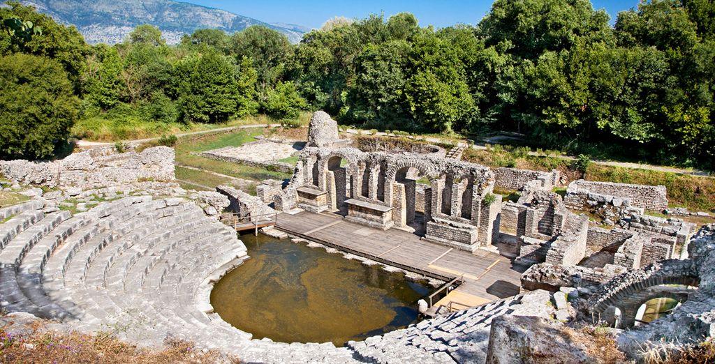 Albania and Meteora Self-Drive Tour