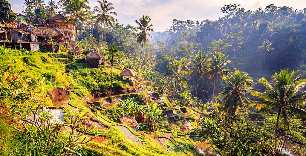 Discover the islands of the Gods in Bali with Voyage Privé