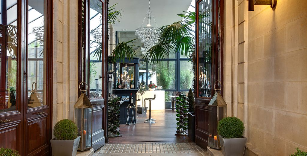 Welcome to the 4* Le Boutique Hotel Bordeaux