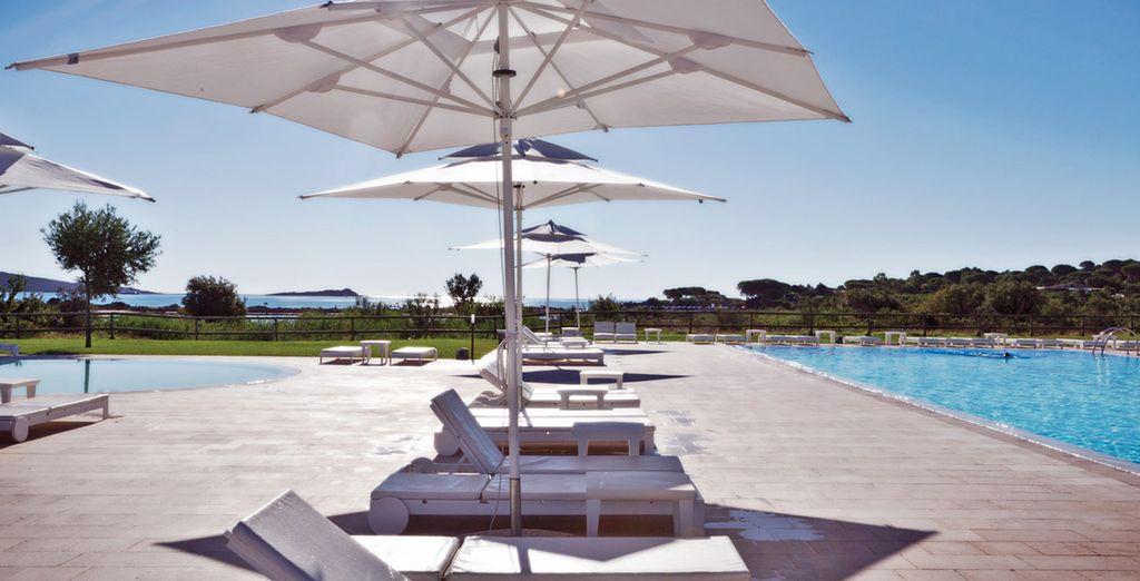Presenting the Paradise Resort & Spa in Punta di l'Aldia