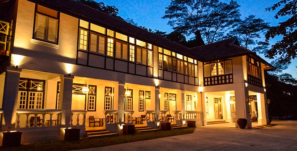 Villa Samadhi Singapore 4*