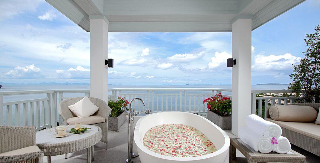 Amatara Wellness Resort Phuket 5* - luxury honeymoon