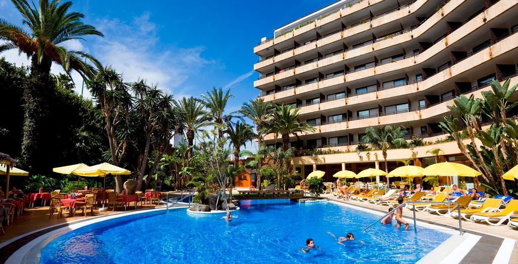 Hotel Puerto de la Cruz 4* - Best Hotel in Tenerife