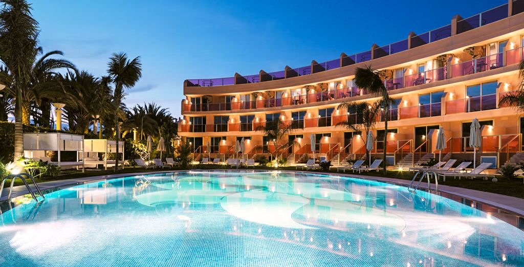 Hotel Sir Anthony 5* - luxurious in Tenerife