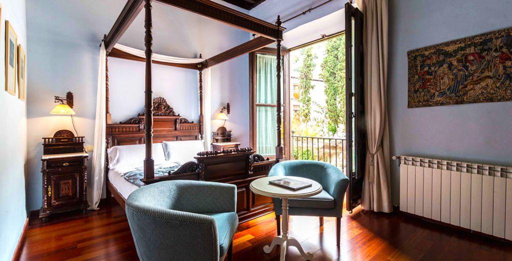 Hotel Palacio Mariana Pineda 4*