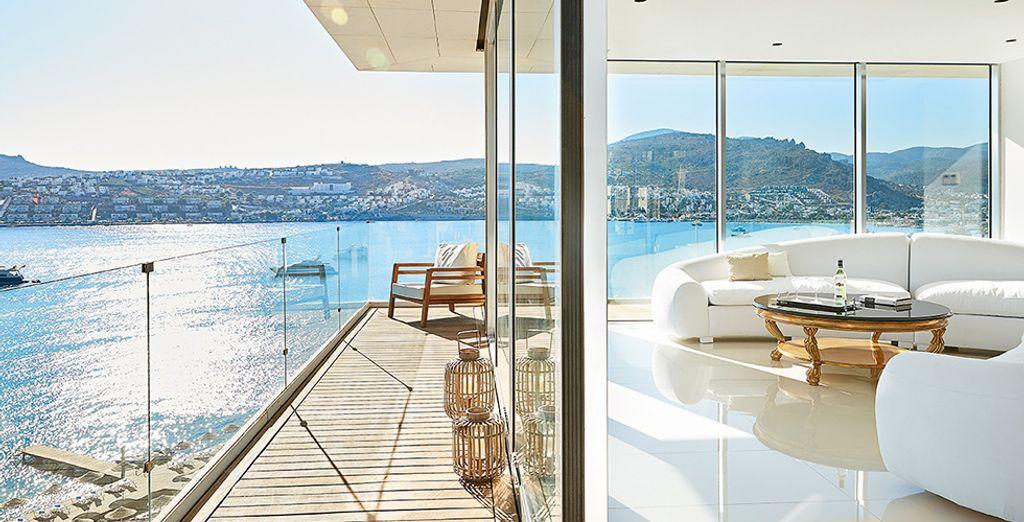 Cape Bodrum Beach Resort 4* - online booking - Voyage Privé