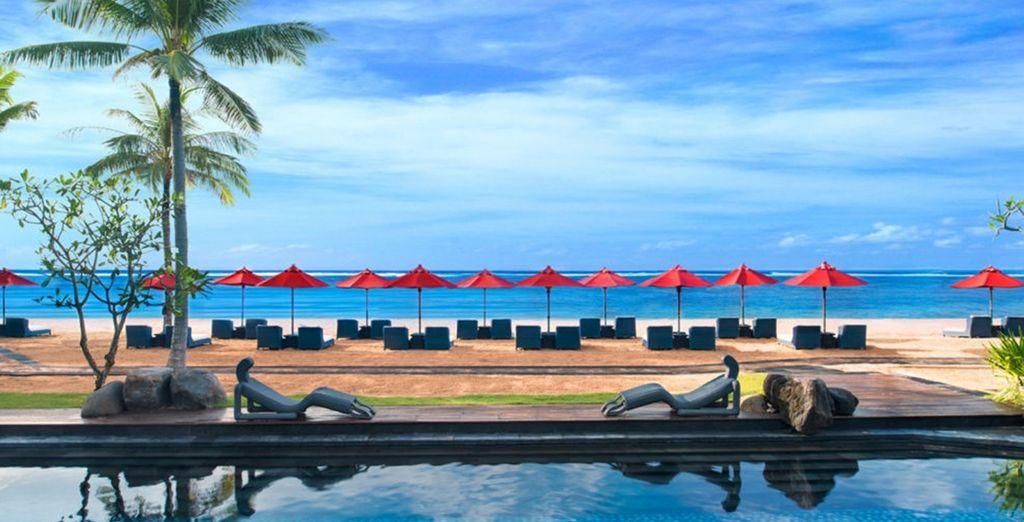 Escape to beautiful Bali