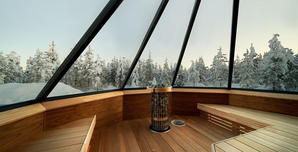 Levi Northern Lights Village & Optional Helsinki Extension