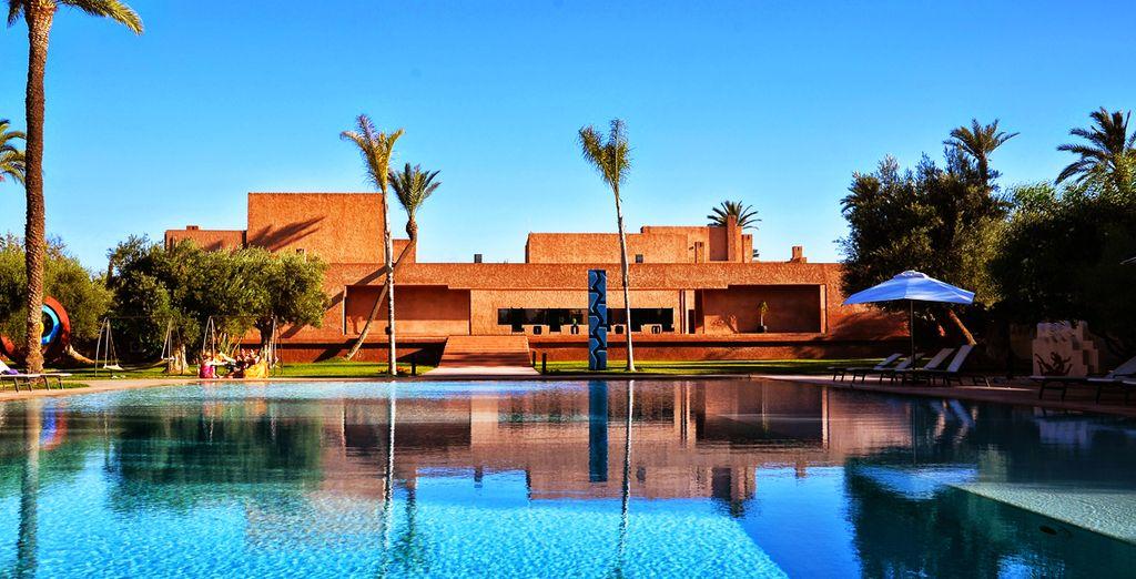 Stay at the wonderful Dar Sabra Resort & Spa - Dar Sabra Resort & Spa 4* Marrakech