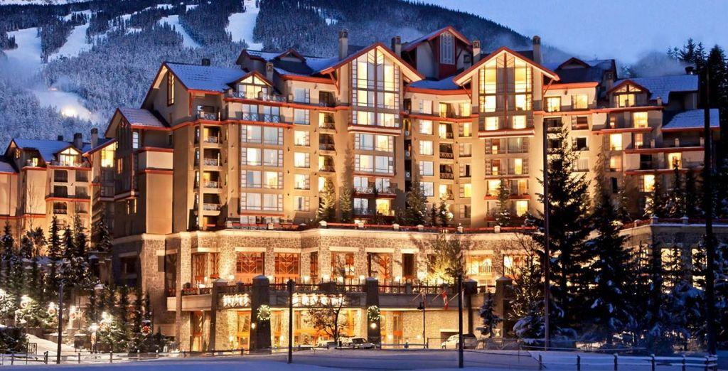 Westin Resort and Spa 5* ski in february