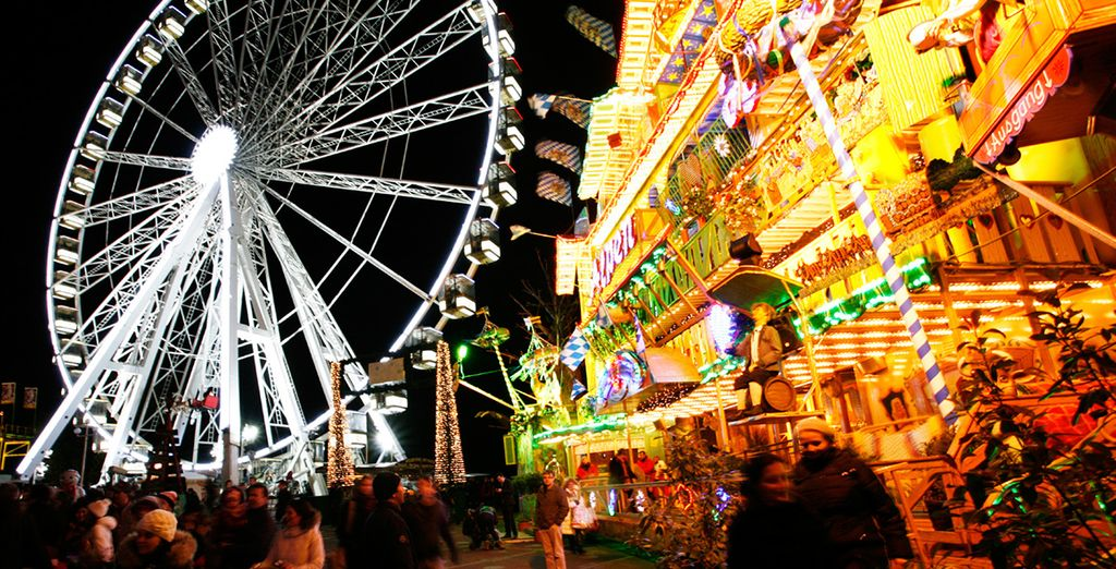 And your close to the world-famous Winter Wonderland