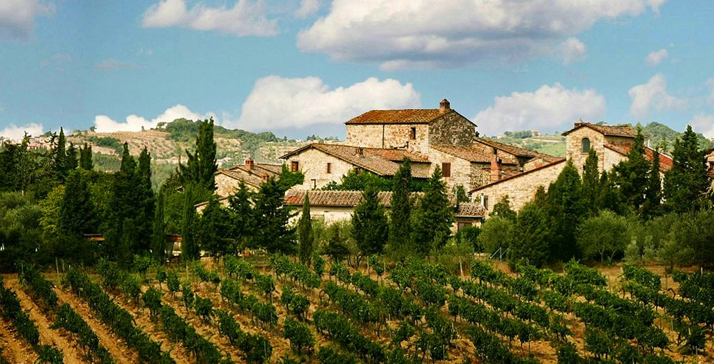 Discover a home-away-from-home in beautiful Tuscany