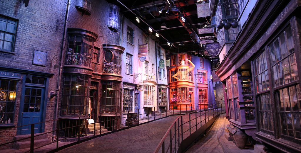 Warner Bros. Studio Tour in London*