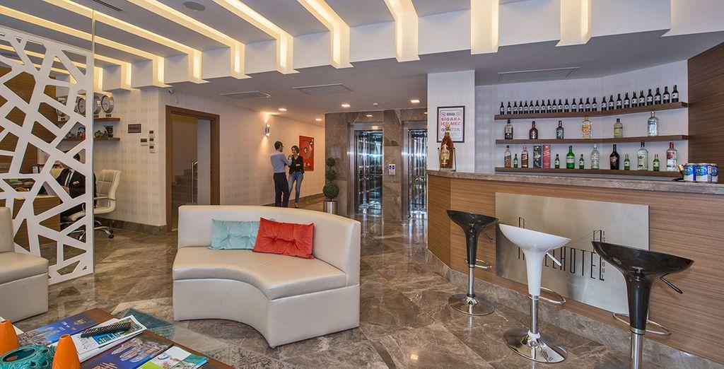 Inntel Hotel Istanbul - Voyage Privé