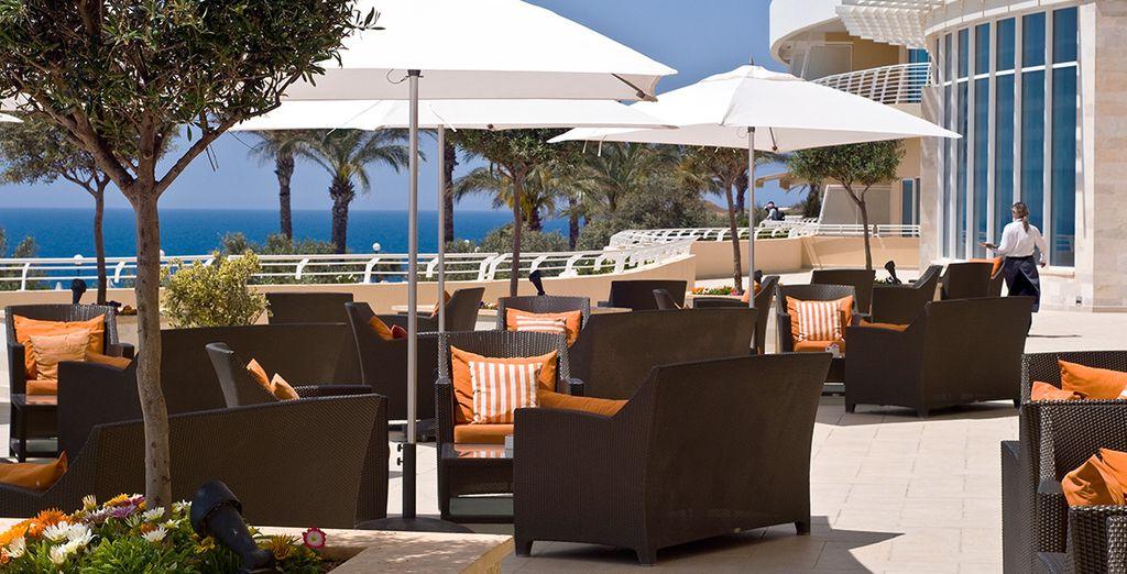In sunny Malta
