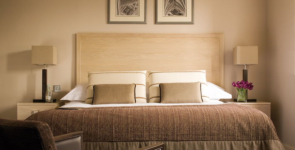 Choose from a Classic Room
