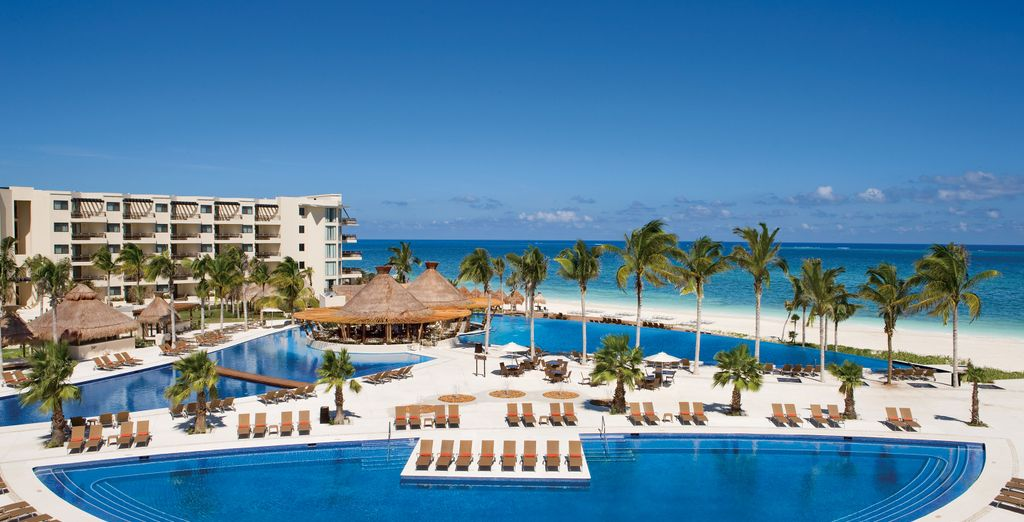 Dreams Riviera Cancun Resort & Spa 5* to go on holidays in October