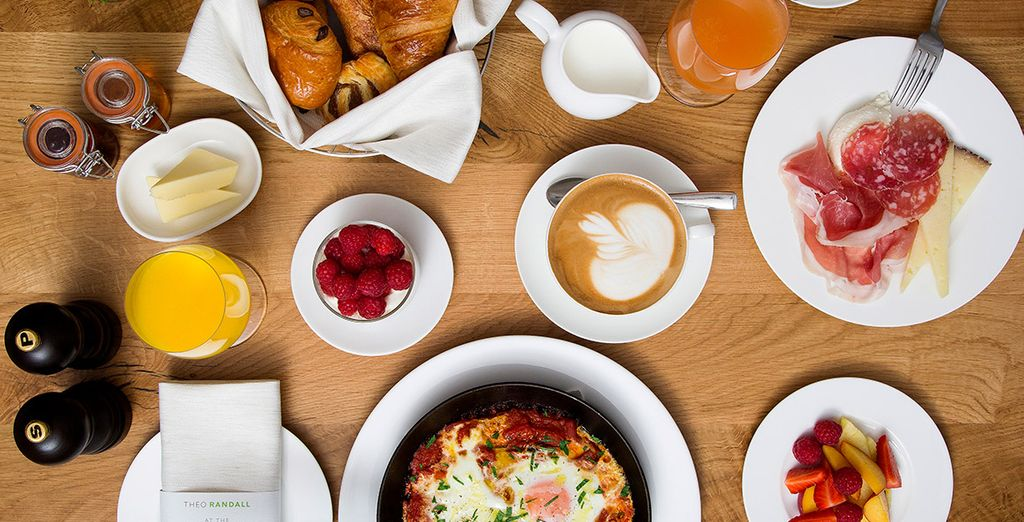 From hearty breakfasts