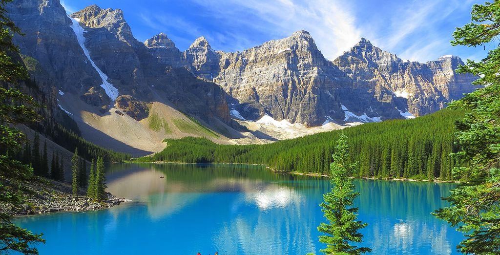 Last minute easter holidays : Canadian Adventure '