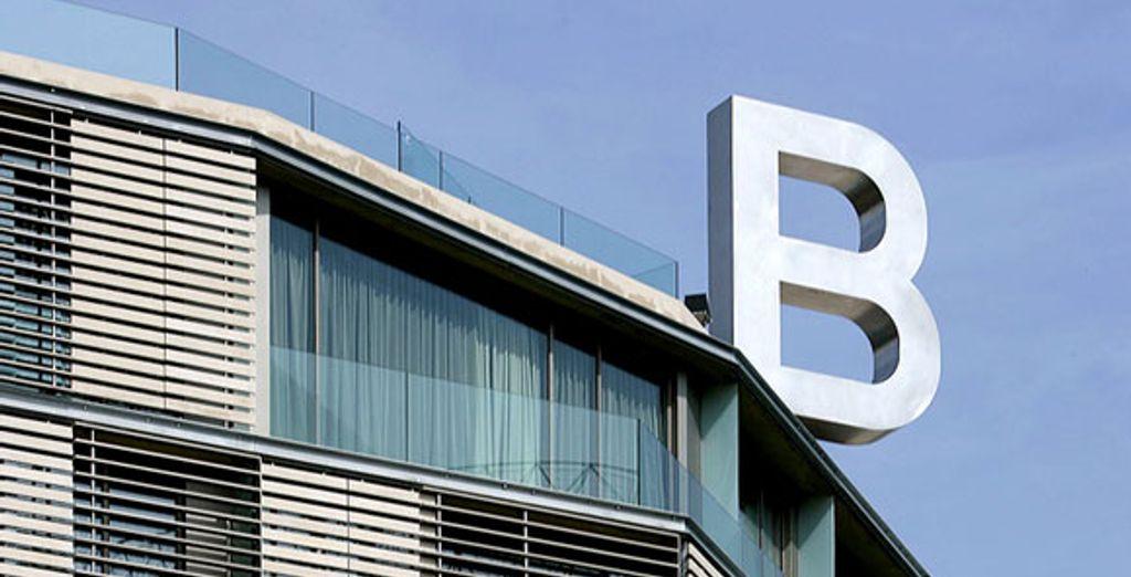 - B-Hotel*** - Barcelona - Spain Barcelona